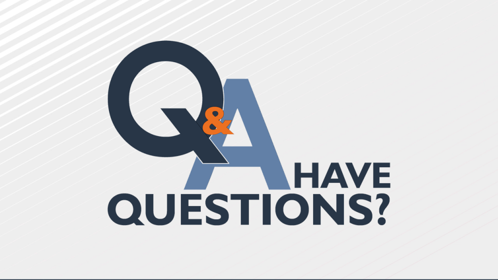 Q&a Have Questions
