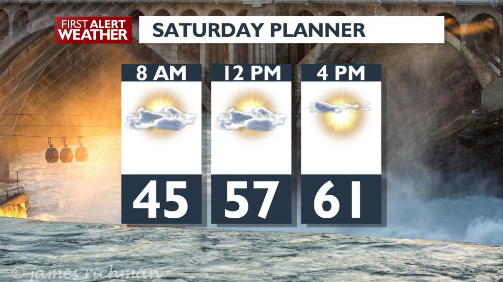 Saturday Day Planner