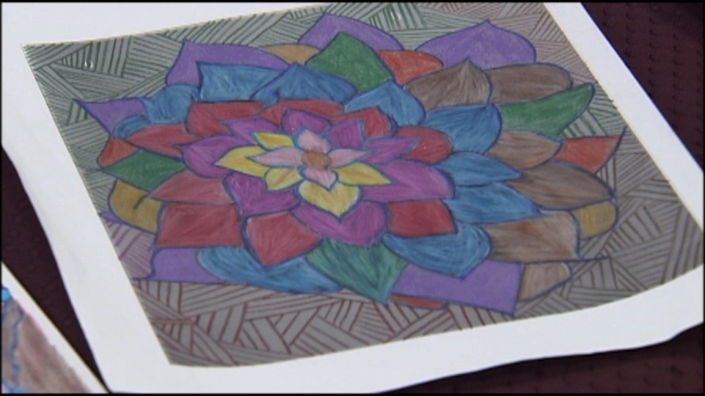 Mental health patients continue 'Recovery Through the Arts' program at home