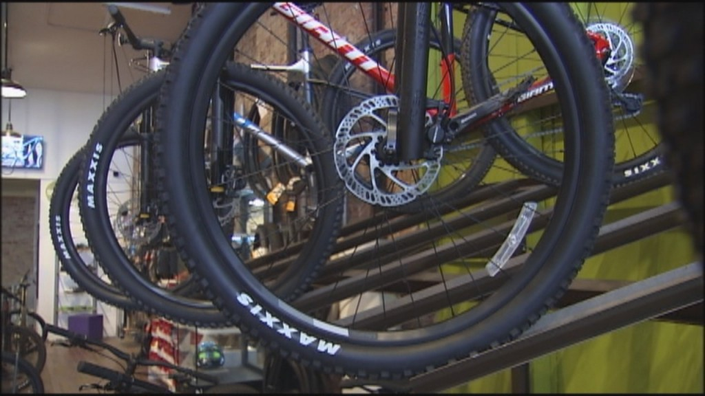 The Bike Hub sees an increase in service and sales