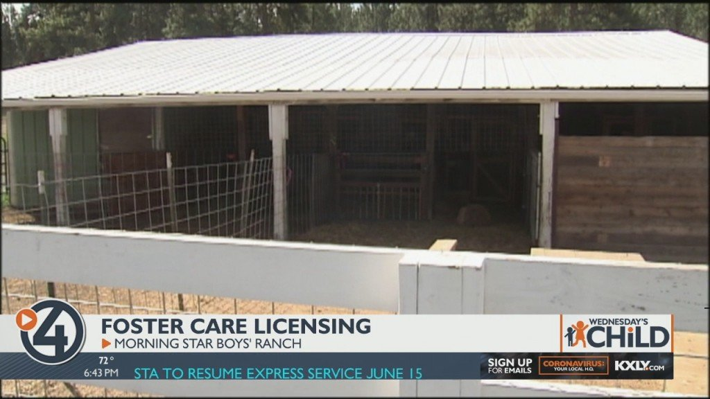 Wednesday's Child: Foster Care Licensing