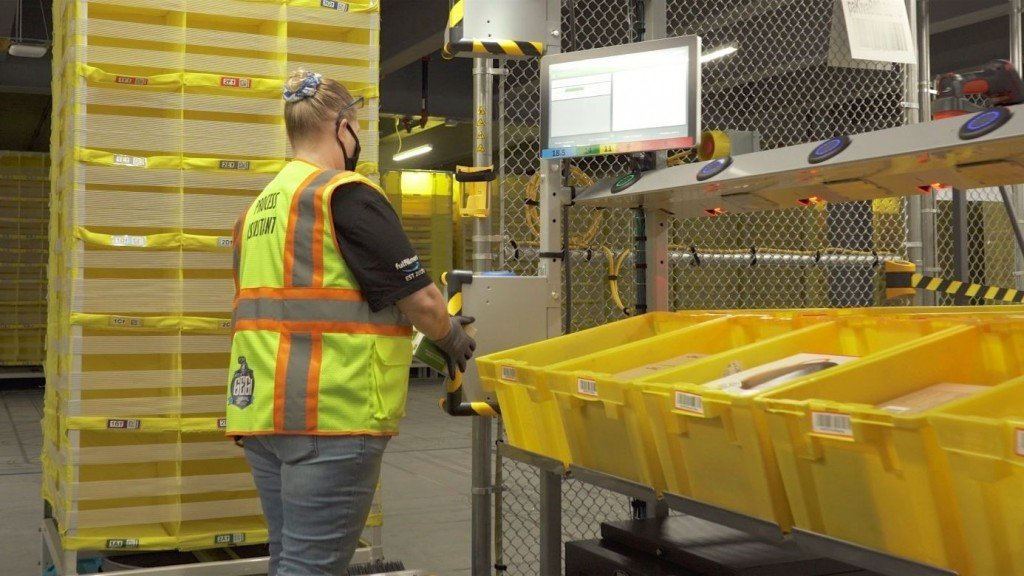 Amazon Fulfillment Center Spokane 3