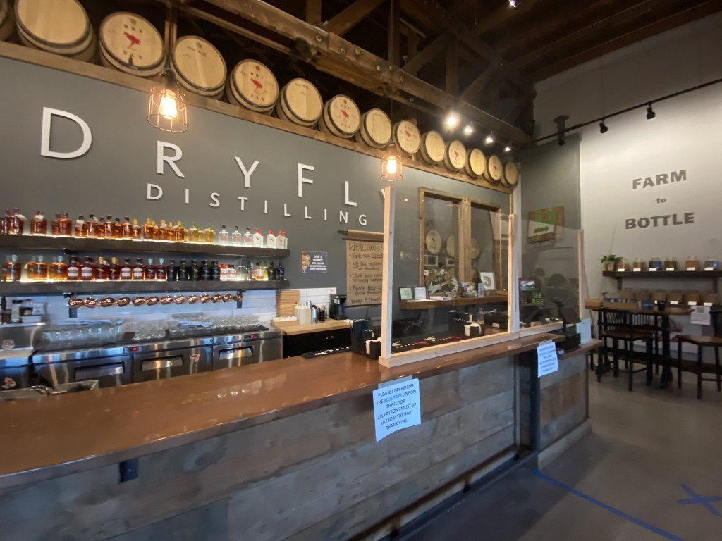 Dry Fly reopens under Phase 2