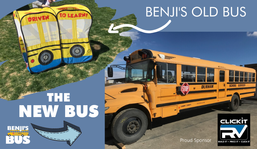 Extreme Team Benjis Bus Header
