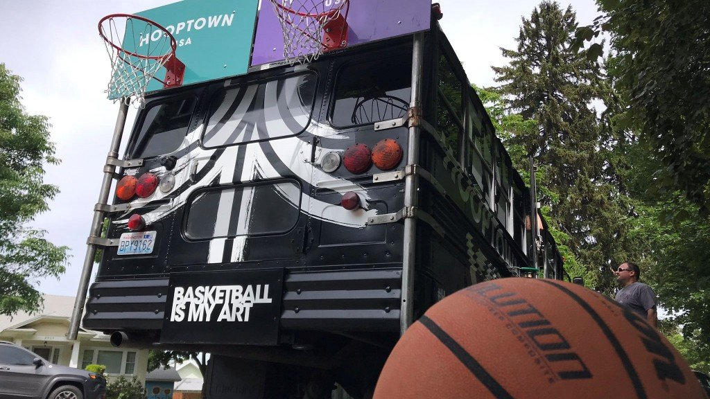 Impact on businesses with no Hoopfest