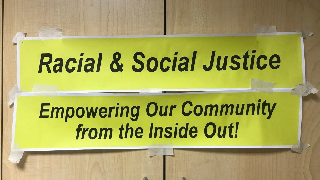 Racial And Social Justice