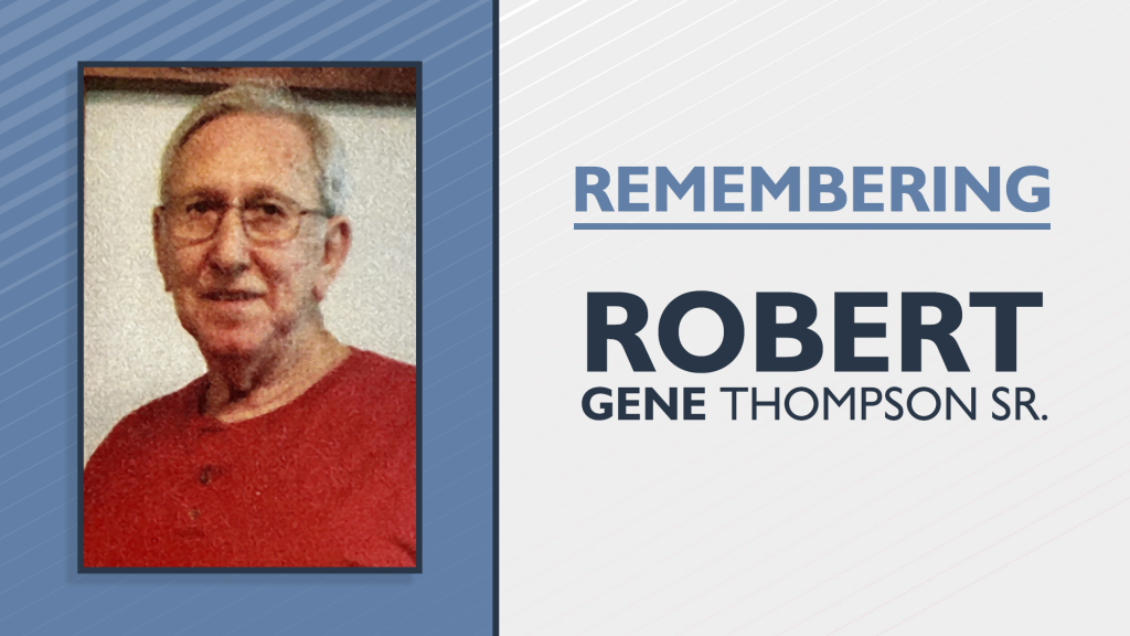 Robert Gene Thompson Sr