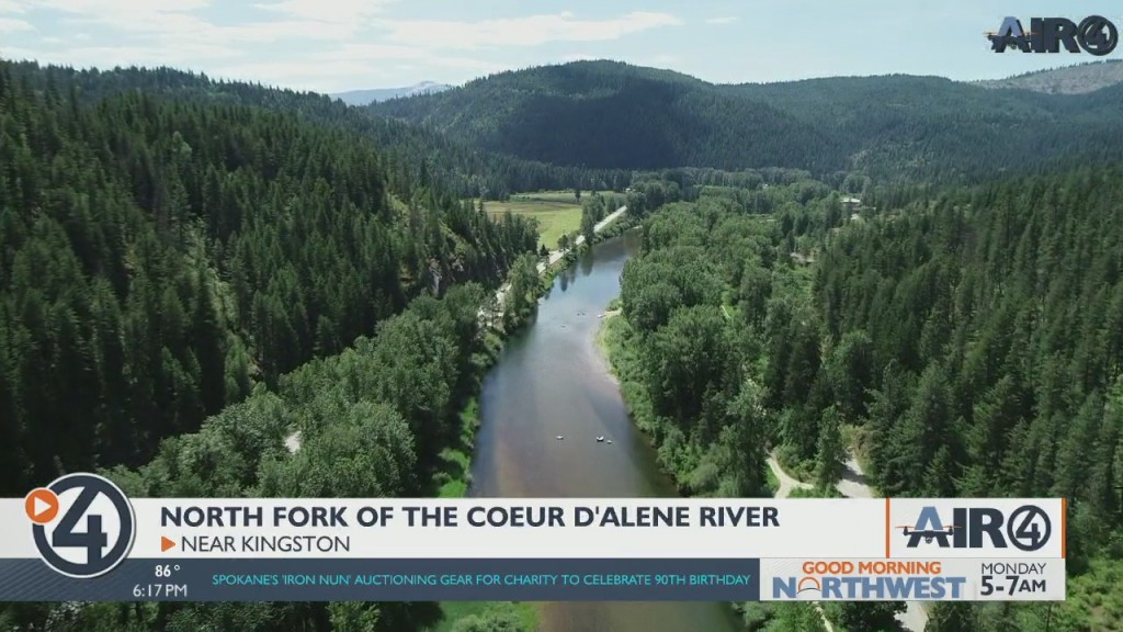 Air 4 Adventure: North Fork Of The Cda River