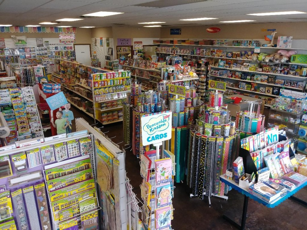Shop local for back-to-school at Teacher's World