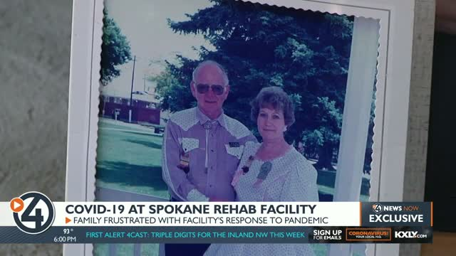 Covid 19 At A Spokane Rehab Facility