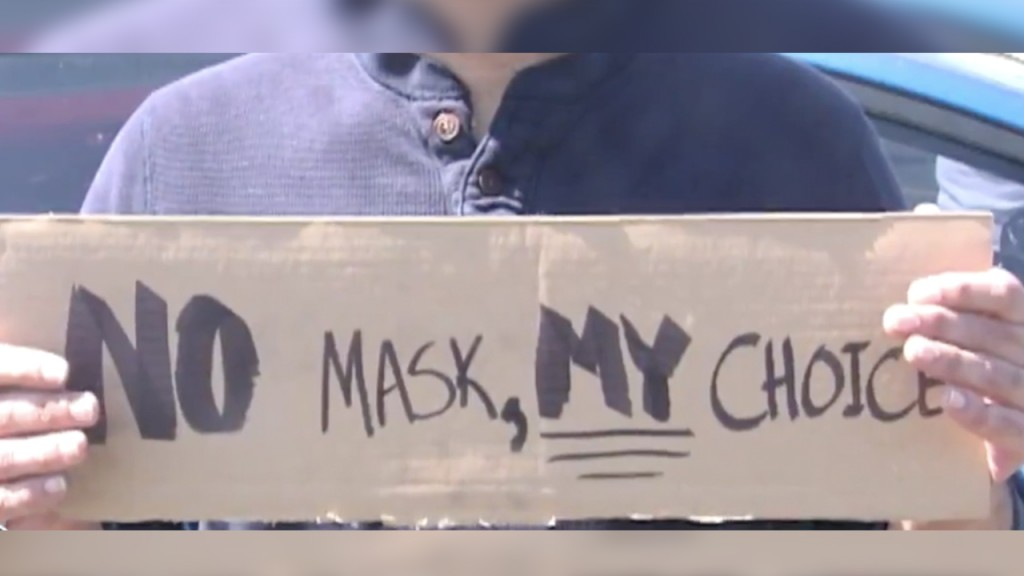 No Mask My Choice