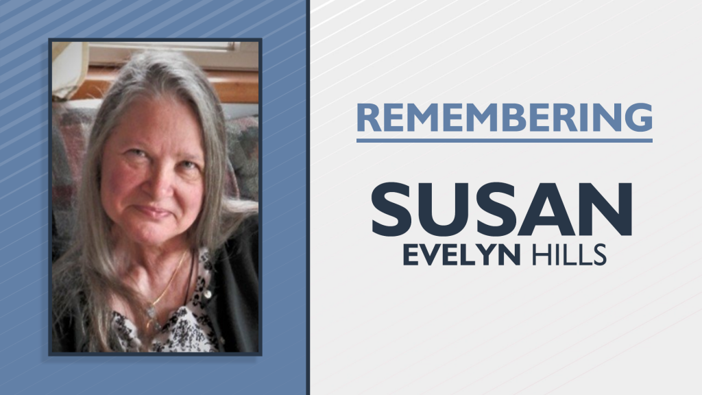 Susan Evelyn Hills
