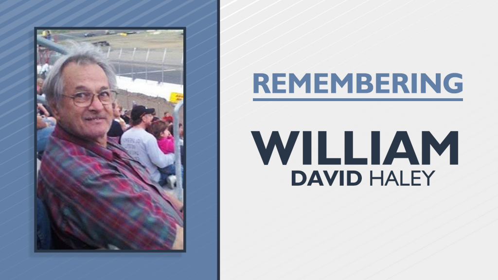 William David Haley