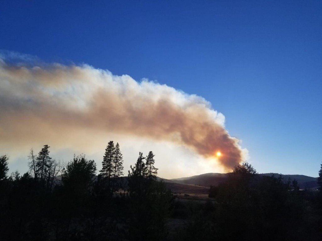 Lower Coyote Creek Fire