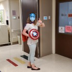 Child Life Specialists In Costume
