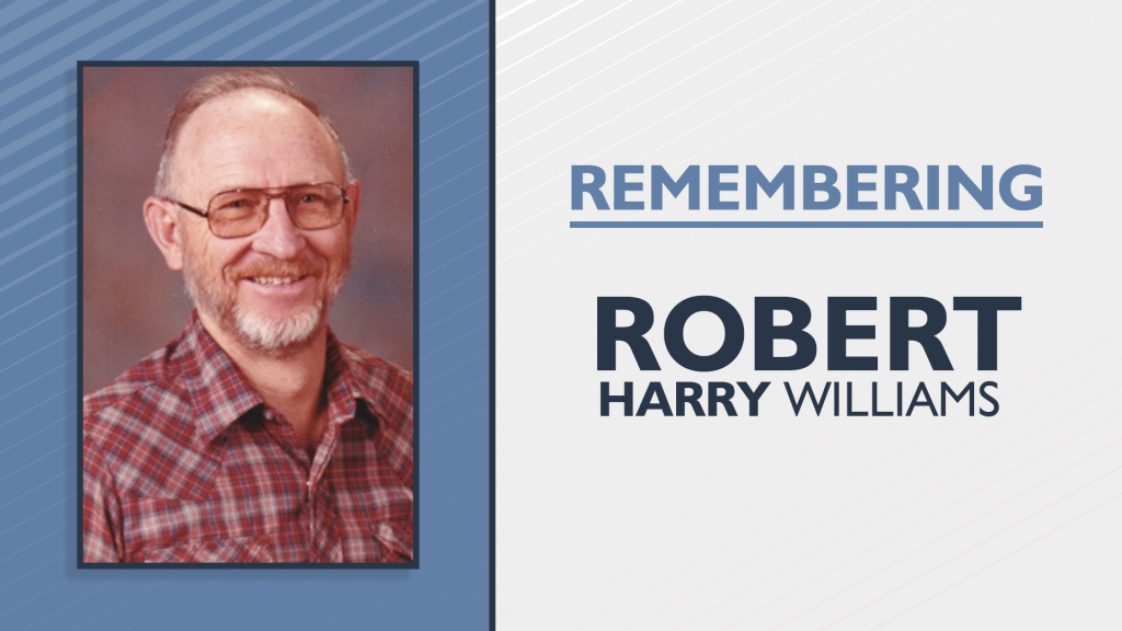 Robert Harry Williams