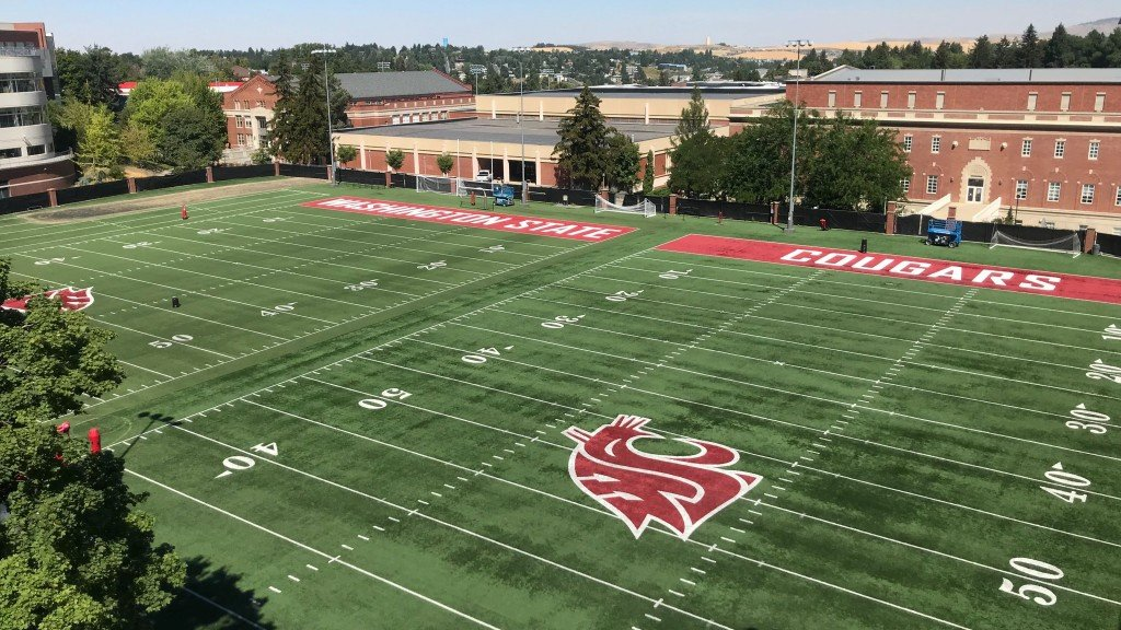 Wsu Pullman Football Field