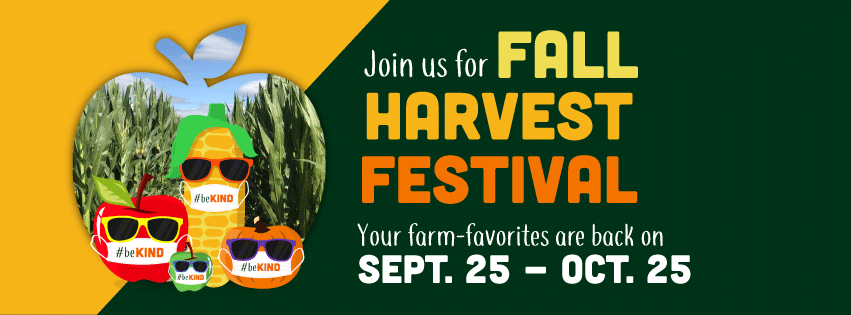 Fall Harvest Festival starts this weekend at Green Bluff