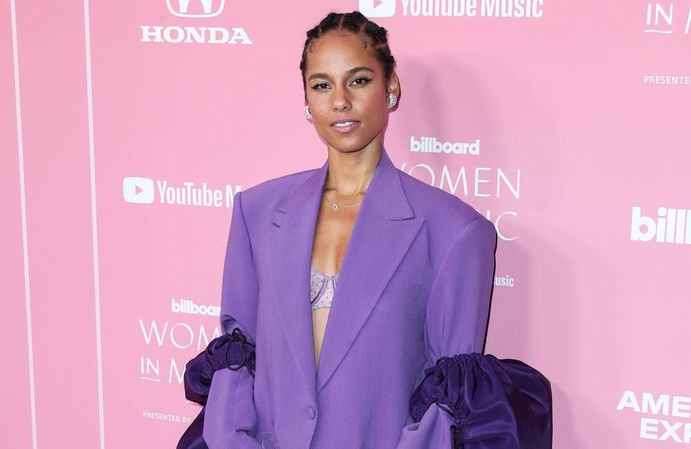 Alicia Keys: 2020 Has Been 'the Great Transformation'
