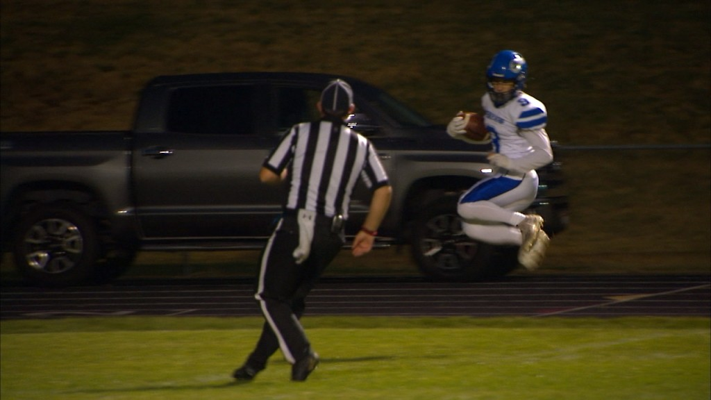 Coeur d'Alene takes down Lake City in their rivalry game Friday night