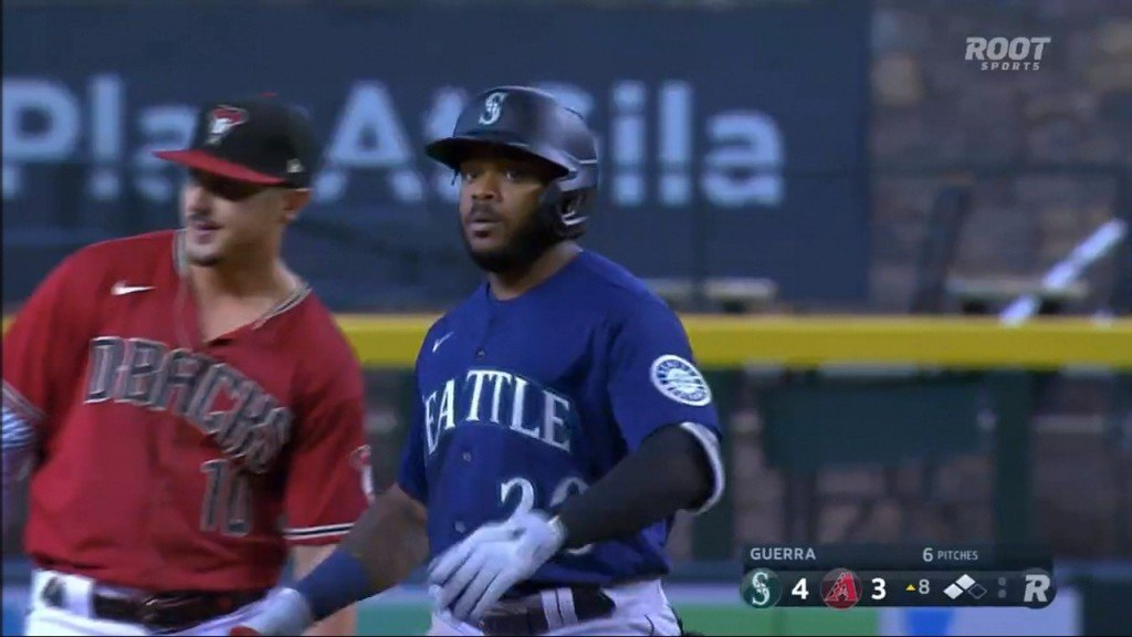 Seattle Mariners take the series over Arizona with 7-3 win Sunday