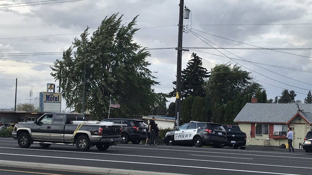 Bell Motel Police Incident