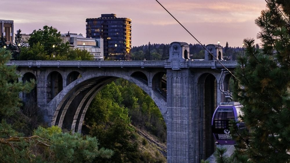 Downtown Spokane (1)