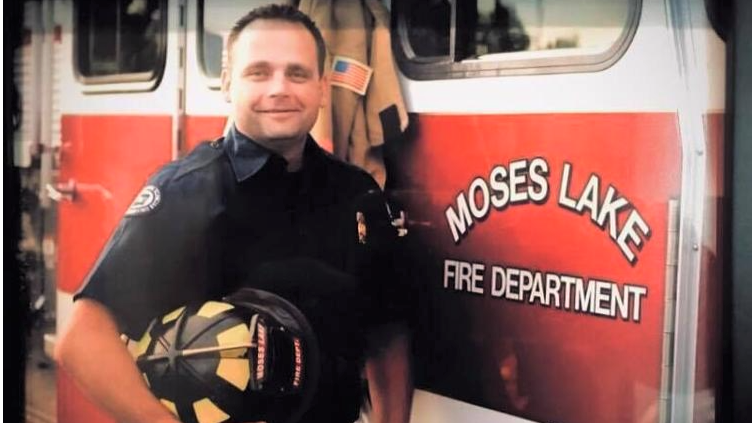 Moses Lake Firefighter