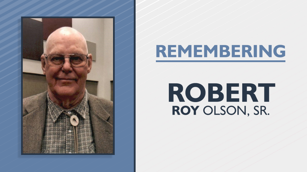 Robert Roy Olson