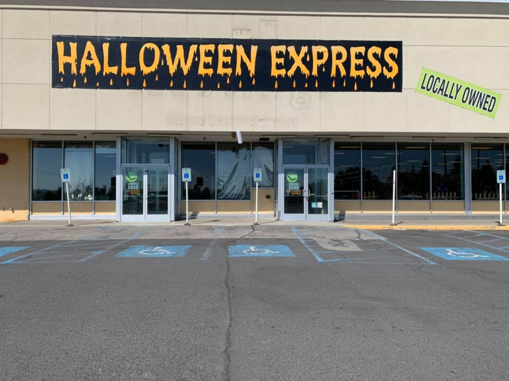 Halloween Express providing safe shopping experience