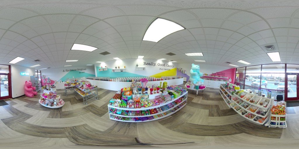 Shop local for Halloween candy at Fluffy's Candy