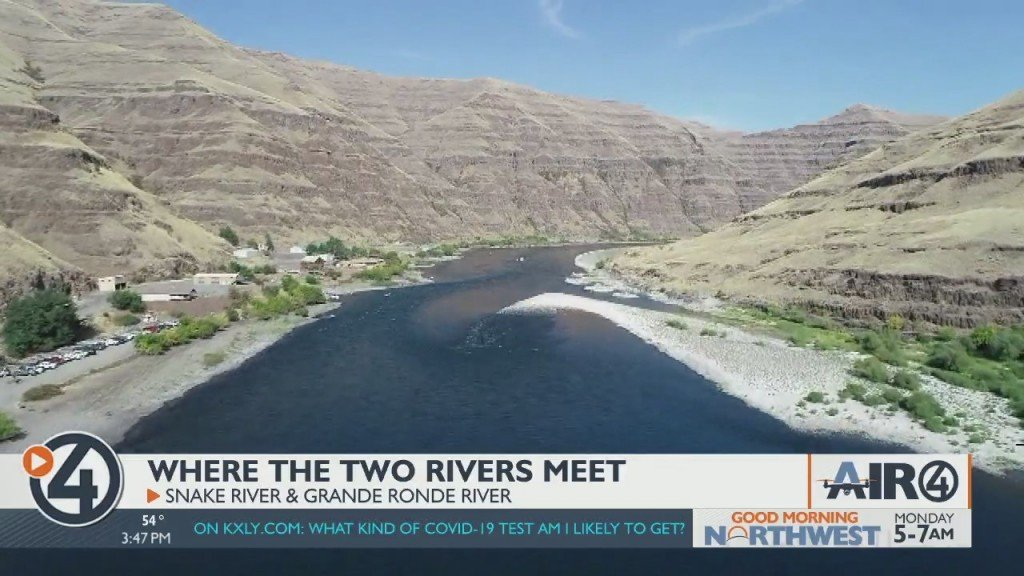 Air 4 Adventure: Where The Snake & Grande Ronde River Meet