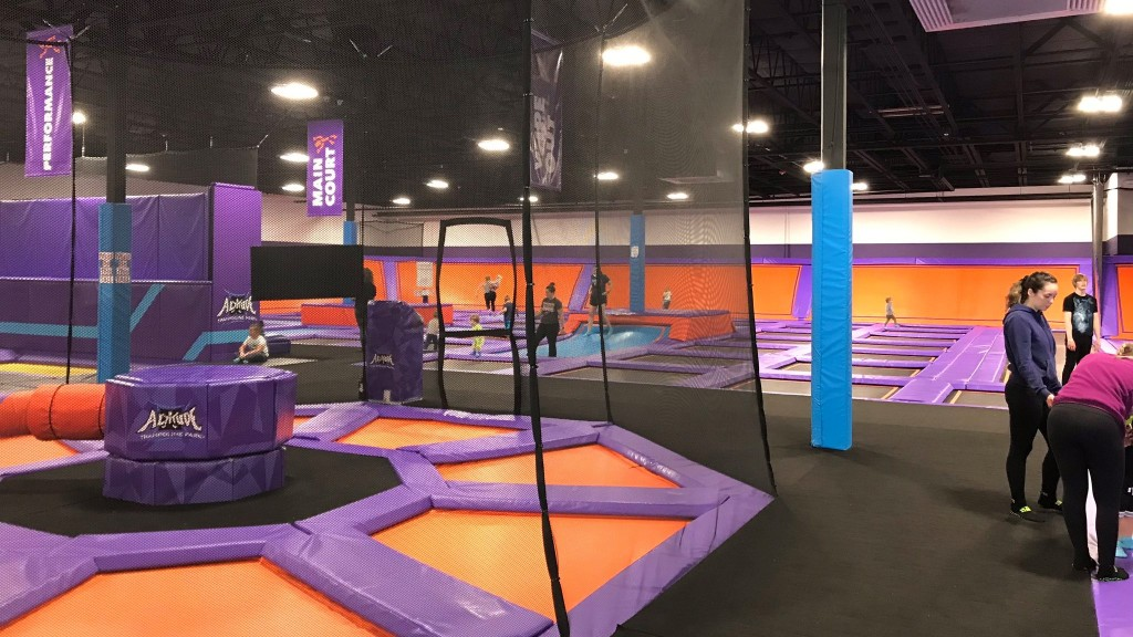 Altitude trampoline park told to close for not following 'Safe Start' guidelines