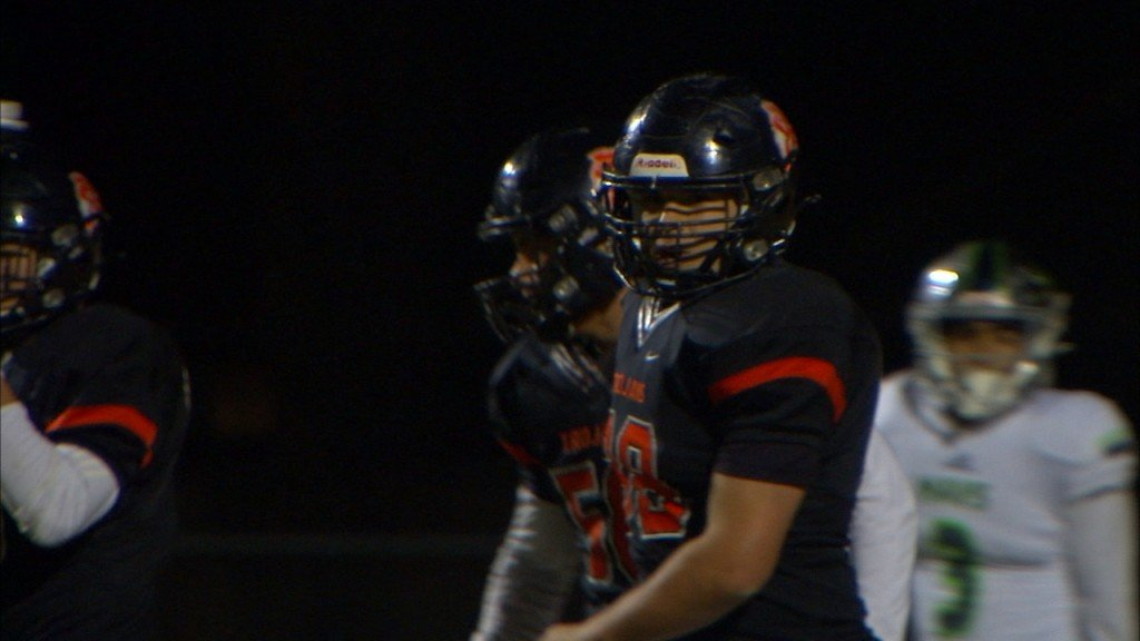 Post Falls comes up short in the first round of the Idaho 5A football playoffs