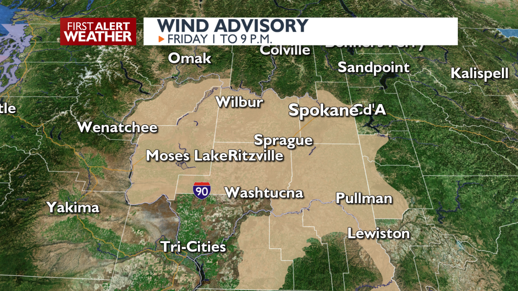 Wind Advisory Oct 15