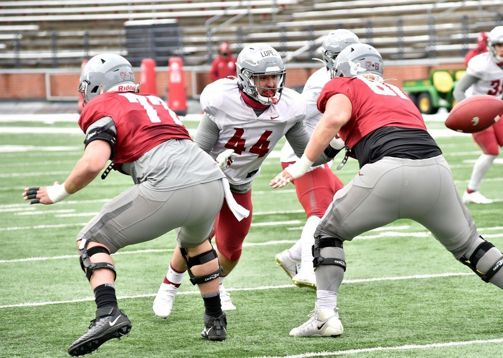 Washington State's defense ruled the day in the second scrimmage of fall camp.