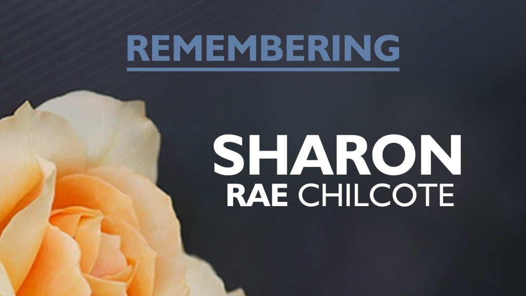Sharon Rae Chilcote