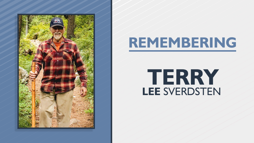 Terry Lee Sverdsten