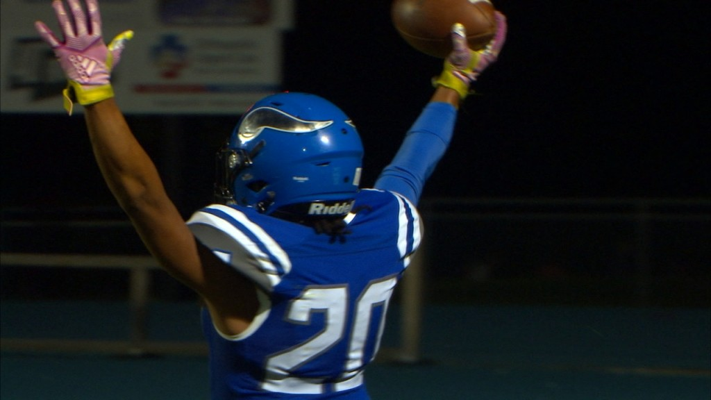 Coeur d'Alene runs away from Post Falls in a first place showdown Friday Night