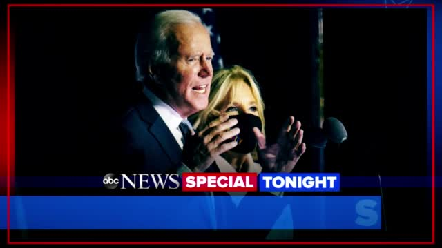 Abc News Special Election Edition At 7 P.m.