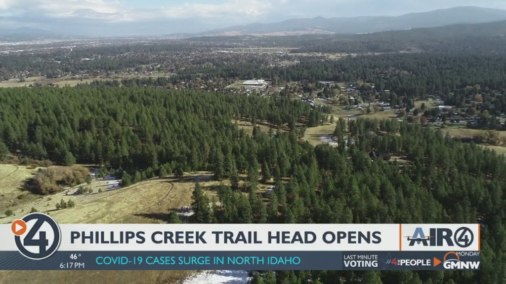 Air 4 Adventure: Phillips Creek Trailhead Opens