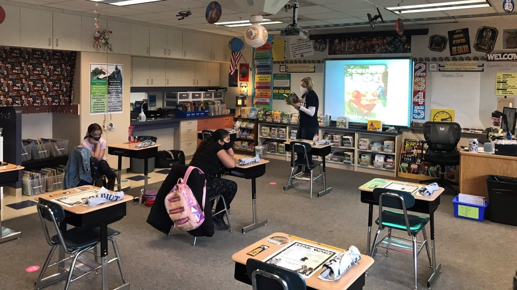 CV third graders back to in-person learning