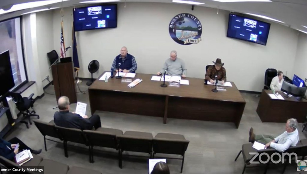 Bonner County Commissioners