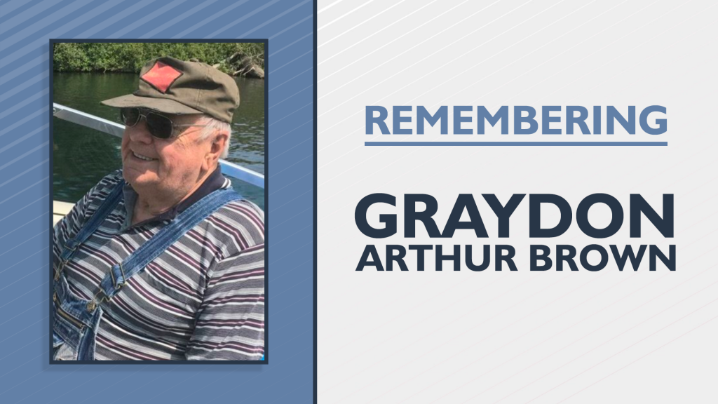 Graydon Arthur Brown