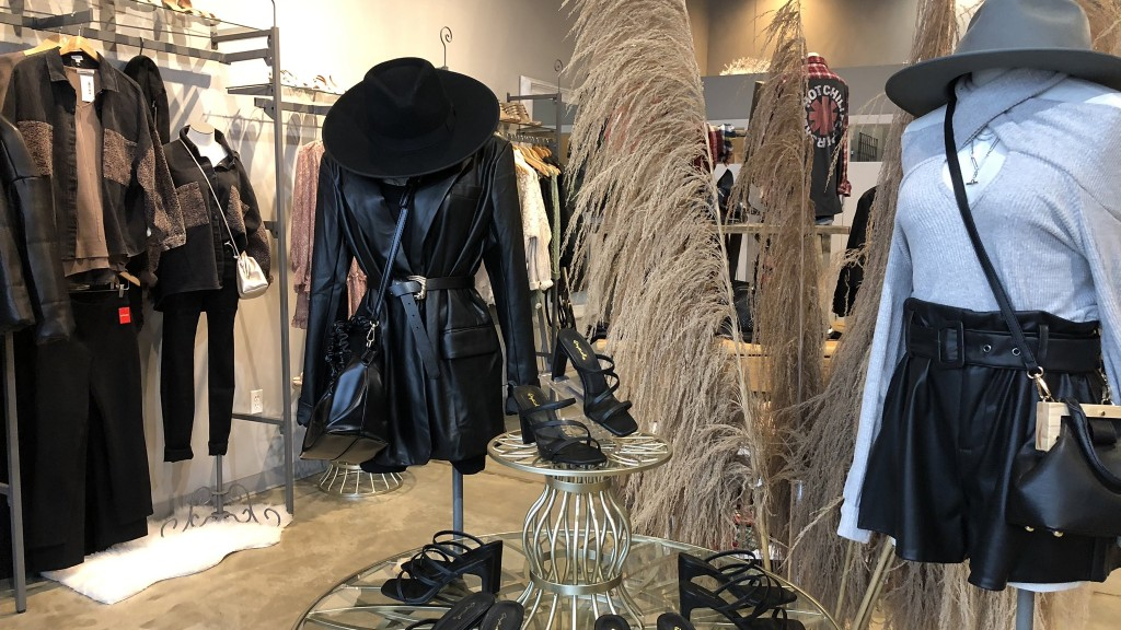 Local Business Boutique Fashion Clothes Shopping