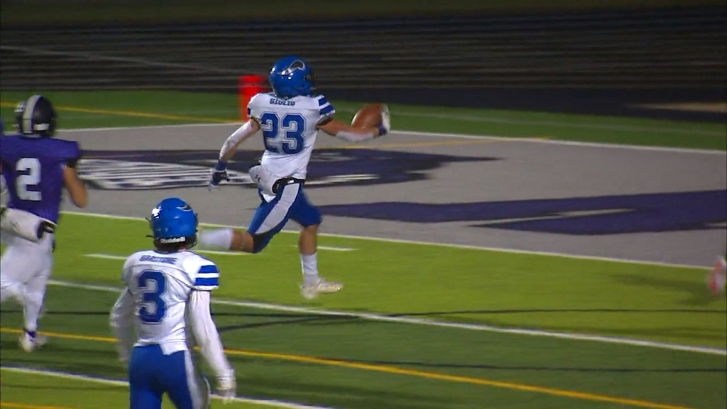 Coeur d'Alene sees their season come to an end with a 36-21 loss in the state semi-final