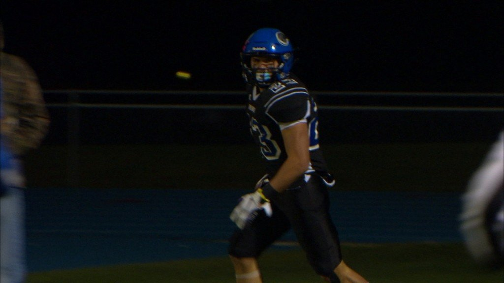 Coeur d'Alene rolls in the state quarterfinals Friday night