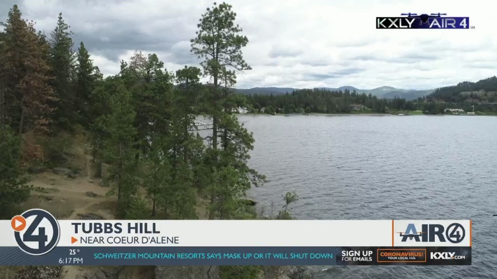 Air 4 Adventure: Tubbs Hill