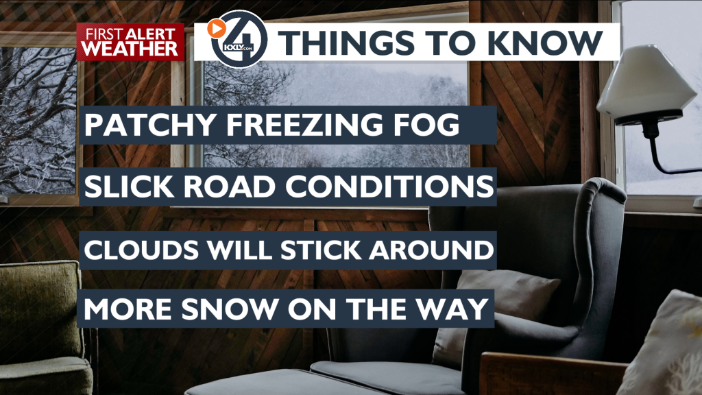 4 THINGS TO KNOW FOR SATURDAY