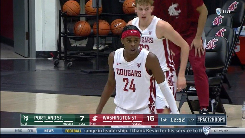 Noah Williams leads the Cougs to a 69-60 victory over PSU